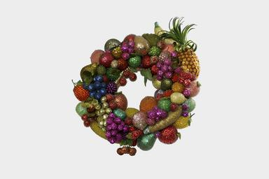 , wreath by magpie
